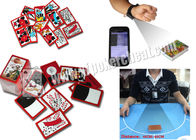 Korea Huatu Barcode Marked Playing Cards For Poker Analyzer Gostop Bullfighting Game