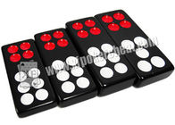 2 - 4 Players Casino Magic Dice Marked Paigow Playing Cards For Analyzer Phone