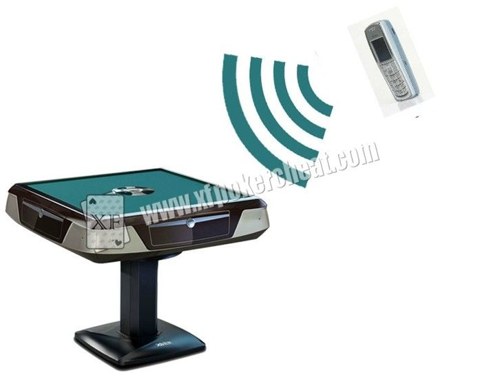 Secret Mahjong Monitoring System Cheating Set gambling cheating devices