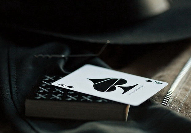 Kings Inverted Paper Invisible Playing Cards For Filter Camera And Lenses