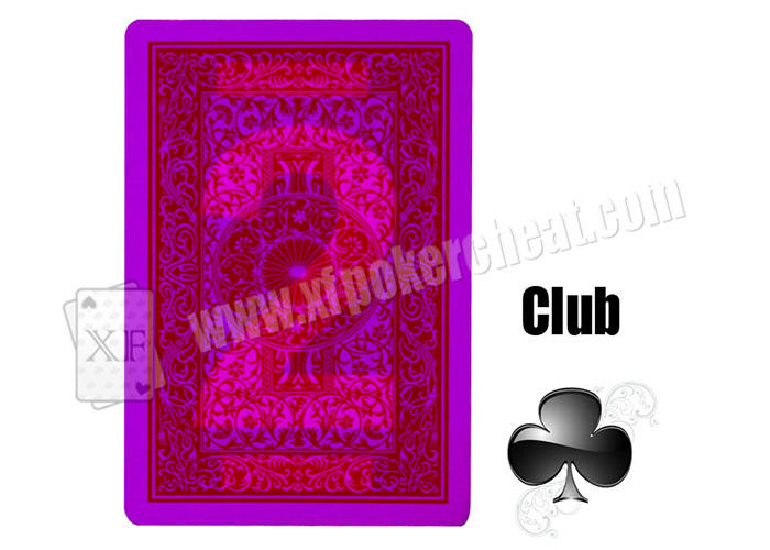 Gambling Cheat Piatnik Plastic Invisible Playing Cards For Poker Cheat